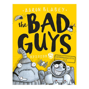 The Bad Guys Episode 5 Intergalatic Gas