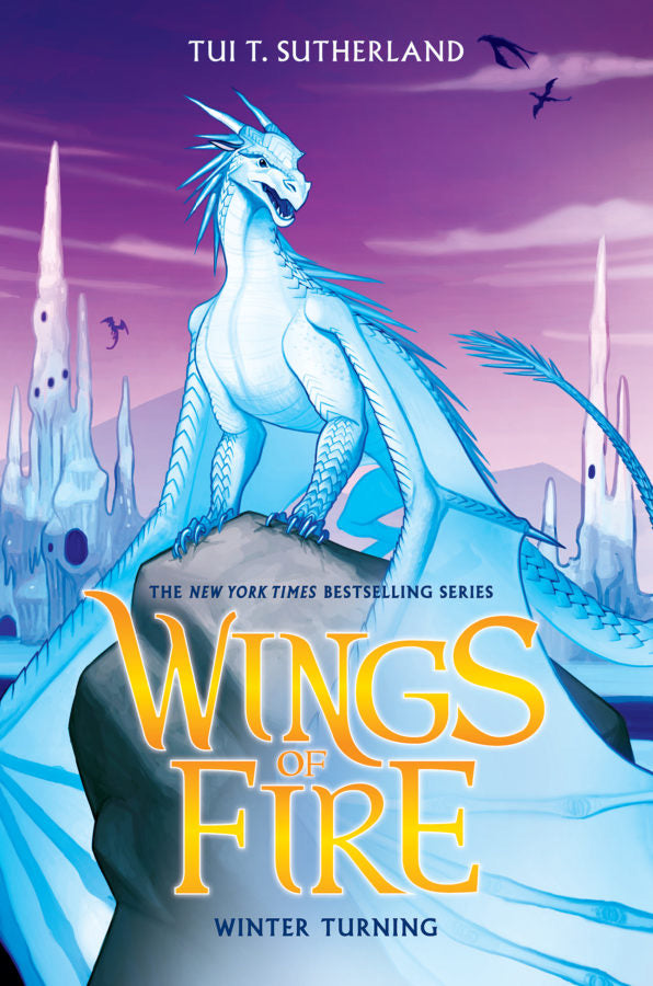 Wings of Fire 7: Winter Turning by Tui T. Sutherland