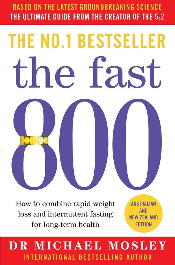 The Fast 800 by Dr Michael Mosley