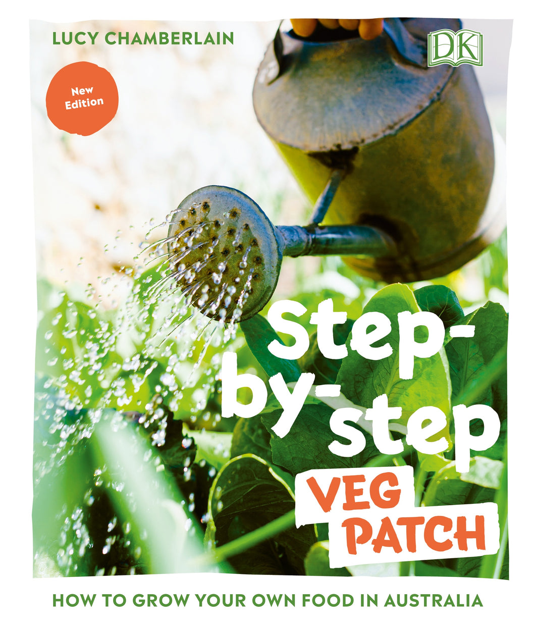 Step-by-step Veg Patch by Lucy Chamberlain