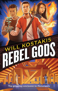 Rebel Gods by Will Kostakis