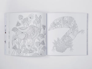 Curious Creatures: a colouring book adventure by Millie Marotta