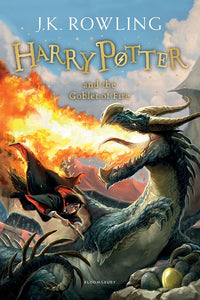 Harry Potter and the Goblet of Fire (Book #4) by J.K. Rowling