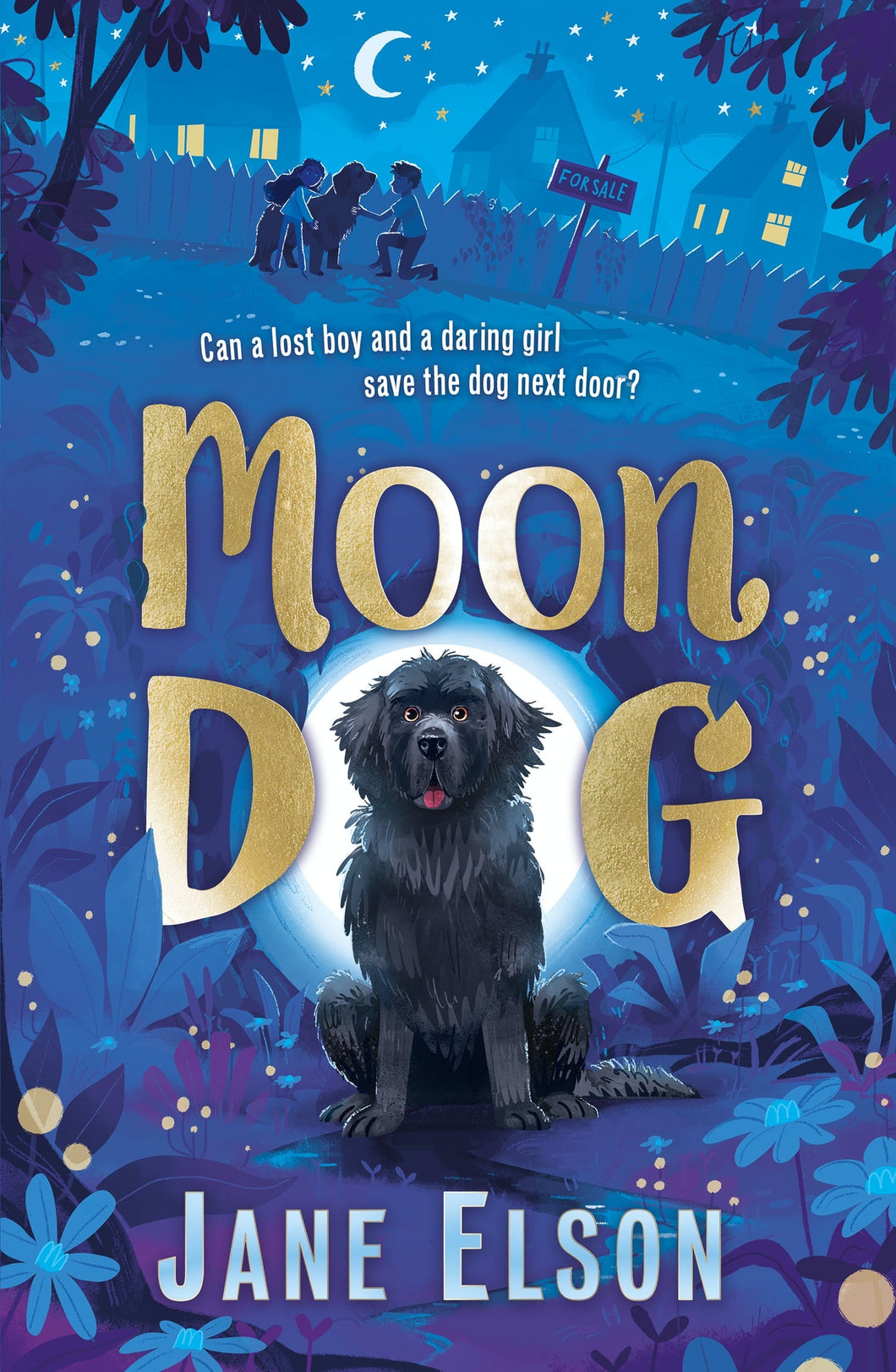 Moon Dog by Jane Elson