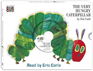 The Very Hungry Caterpillar (with CD) by Eric Carle