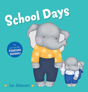 School Days by Sue deGennaro