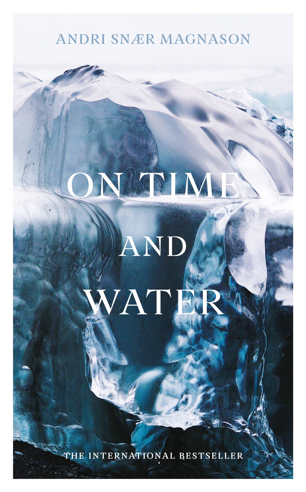 On Time and Water by Andri Snær Magnason