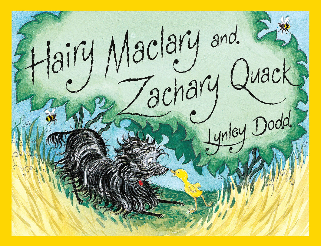 Hairy Maclary's and Zachary Quack by Lynley Dodd