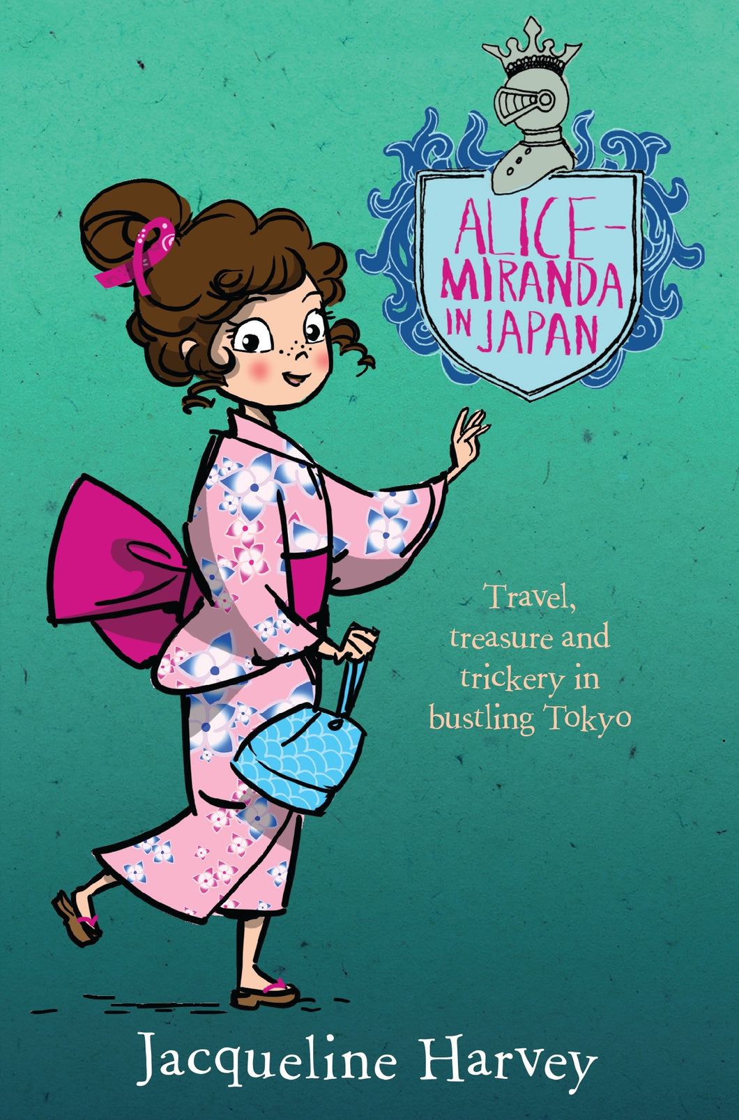 Alice-Miranda in Japan (Book #9) by Jacqueline Harvey