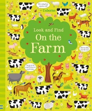 Usborne Look and Find On the Farm