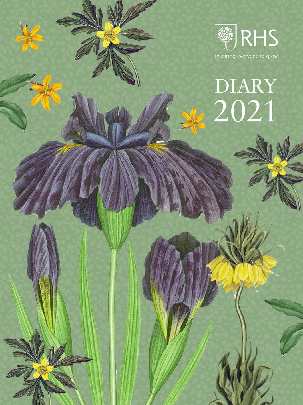 Royal Horticultural Society 2021 Pocket Diary