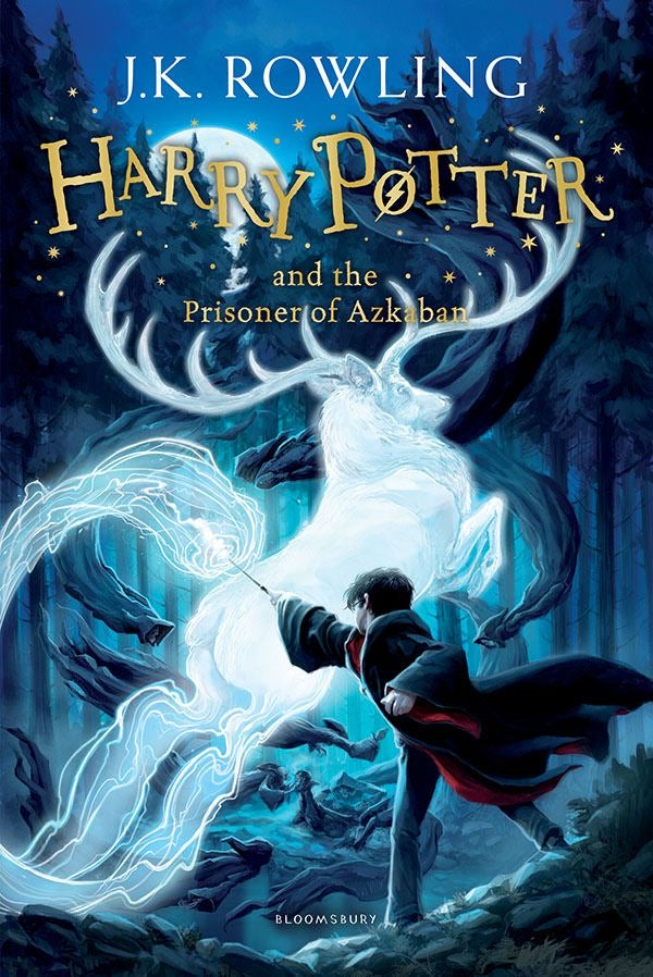 Harry Potter and the Prisoner Azkaban (Book #3) by J.K. Rowling