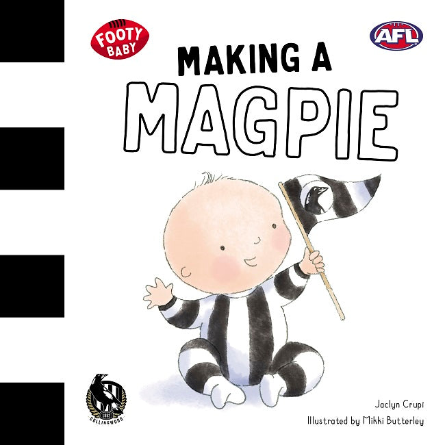 Making a Magpie by Jaclyn Crupi