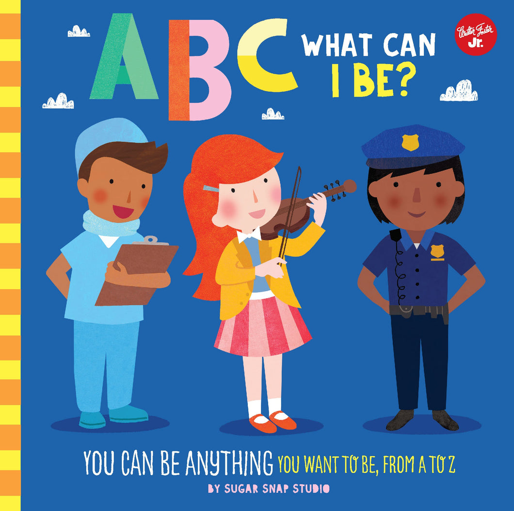 ABC What Can I Be by Sugar Snap Studio