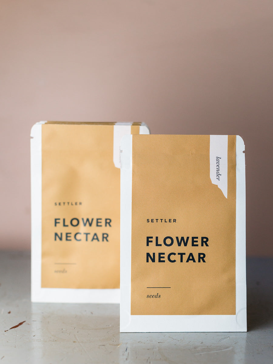 Flower Nectar Seeds by Settler Hives