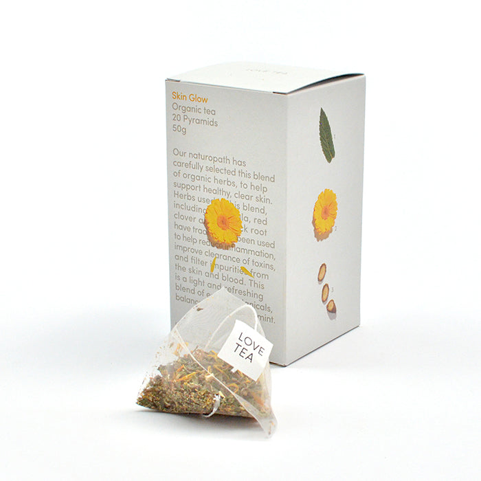 Skin Glow Tea by Love Tea