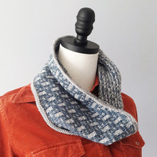 Load image into Gallery viewer, Hannah Cowl Knitting Pattern