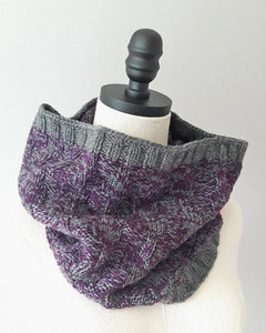 Taylor Cowl Knitting Pattern