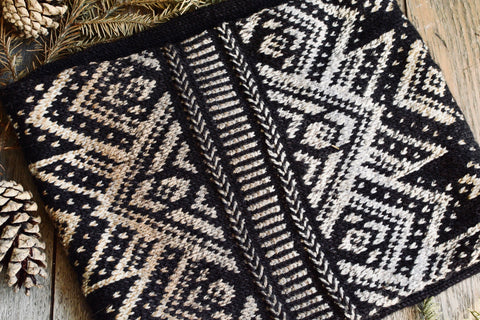 Cascade Infinity Cowl by PNW Knit Design