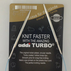 "16"" Addi Turbo Circular Needle"