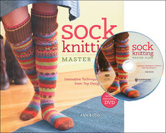 Sock Knitting Masterclass: Innovative Techniques + Patterns from Top Designers