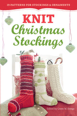 Knit Christmas Stockings Hardcover