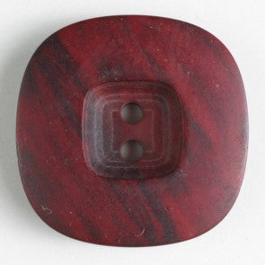 1 1/8 inch Square Button