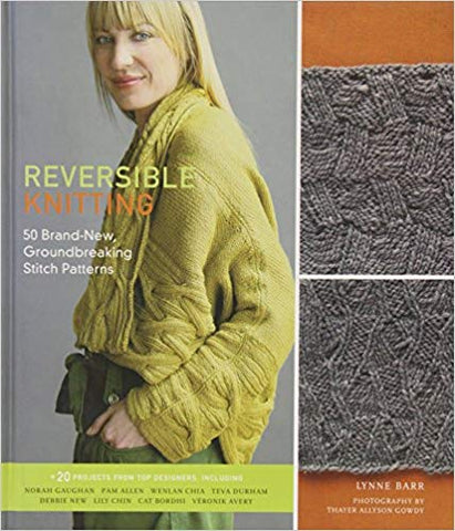 Reversible Knitting, by Lynne Barr