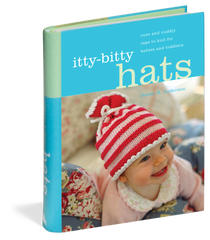 Itty-Bitty Hats, by Susan B. Anderson
