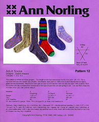 12-Adult Socks
