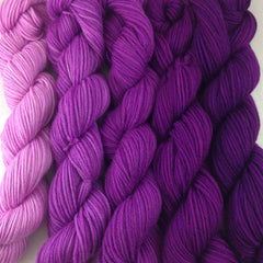 Whimsical Colors Gradient Yarns