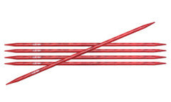 "8"" Dreamz Double Pointed needles, set of 5"