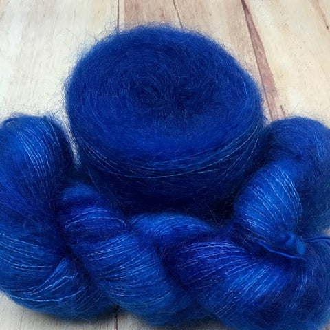 Whimsical Colors Silky Mohair