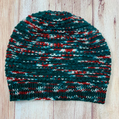 Super Slouchy Slip Stitch Hat
