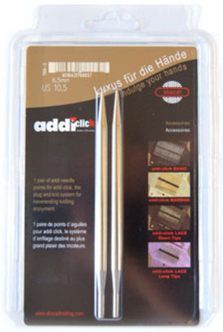 Addi Turbo Long Lace Click Tips