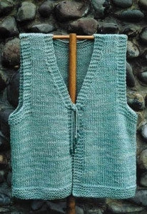 Albion Vest by Oat Couture