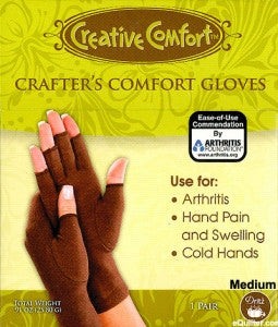 Crafter's Comfort Gloves