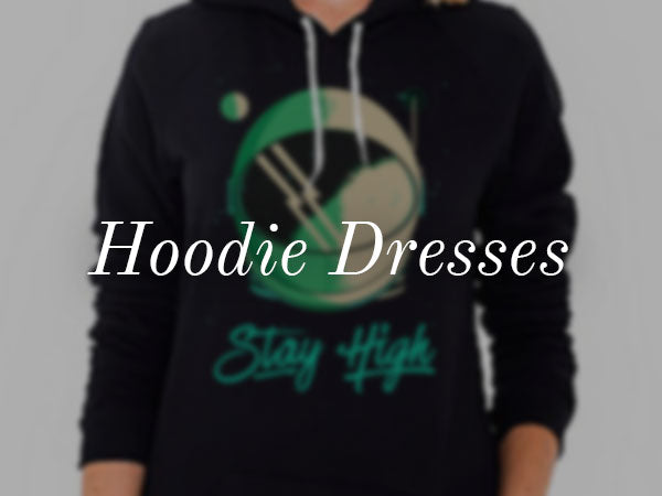 Hoodie Dress Collection