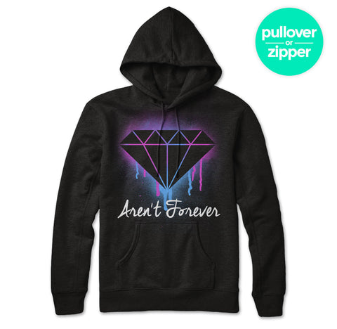 Diamonds Aren't Forever Hoodie