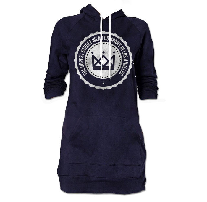 The Dopest Streetwear Hoodie Dress