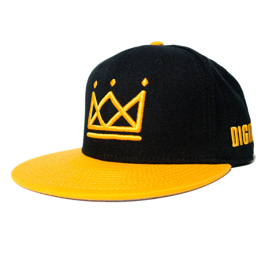 Digital Crown [Gold] Snapback