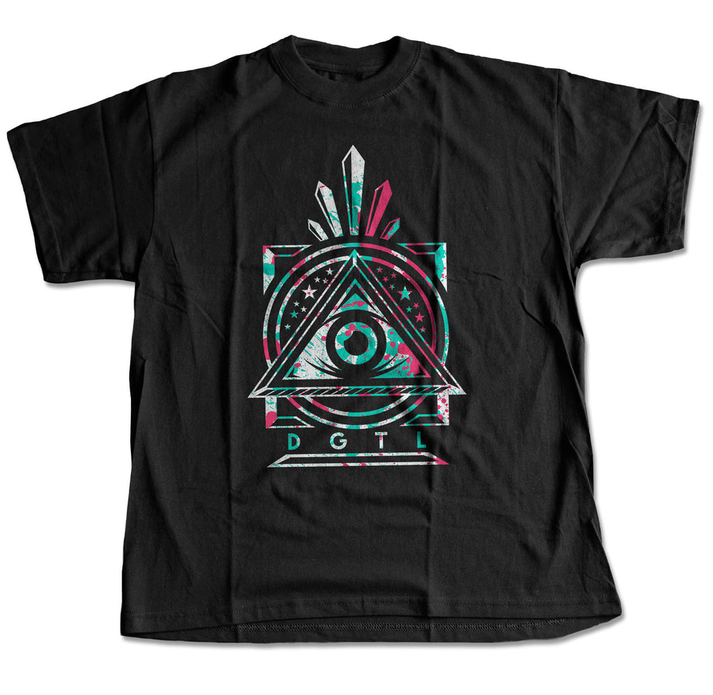 Eye in the Square T-Shirt