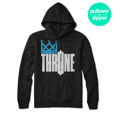 Throne and Crown Hoodie