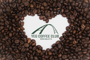 YEG Coffee Club Logo