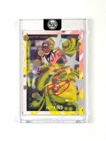 DeAndre Hopkins - RED AUTO 1/1 by Blake Jamieson