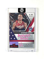 Steph Curry - PINK AUTO 1/1 by Blake Jamieson