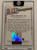 Ken Griffey Jr - Silver Chrome AUTO 1/1 by Blake Jamieson