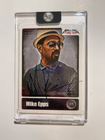 Mike Epps - Signed 1/1 CardArt - By Hollywu Desai