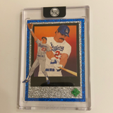 Kirk Gibson - Los Angeles Dodgers 1/1 By Heavy J