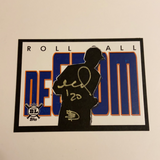 Jacob Degrom New York Mets 1/1 By ThirdDanArt